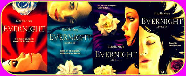 """Evernight"" de Claudia Gray."