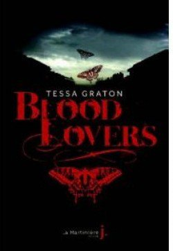 Blood... Tessa Graton.