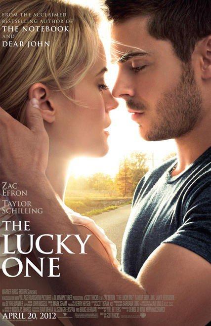 """The Lucky One"" avec Zac Efron..."
