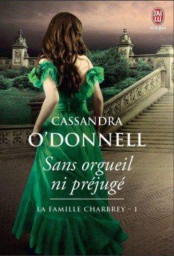 """""""Les Soeurs Charbrey, Sans Orgueil ni Préjugé"""" de Cassandra O'donnell."""