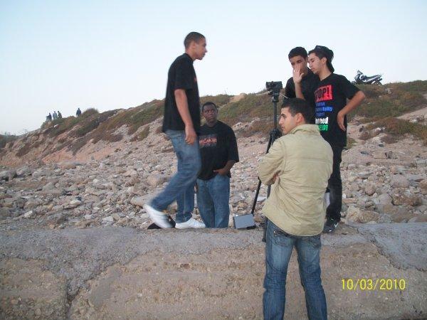 tournage CLIP MO3ASKAR