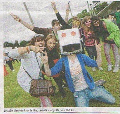 Vieilles Charrues 2012 : BIG PARTY !