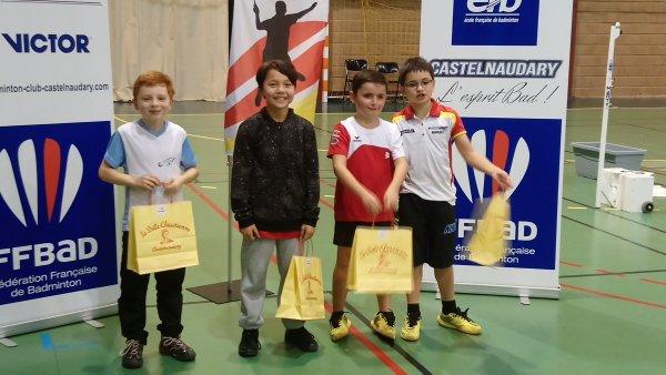 Trophée inter régional de Castelnaudary