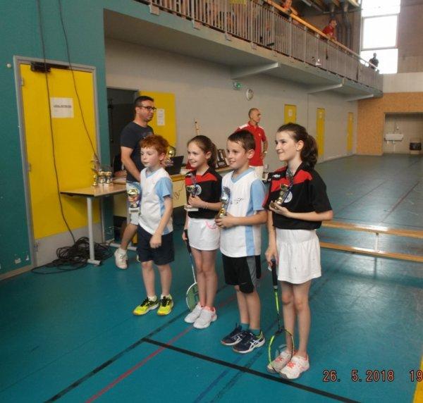 CHAMPIONNAT DU GARD  PALMARES 4 TITRES
