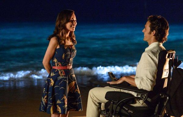 """""""On n'a qu'une vie, Clark. C'est le devoir de chacun de la vivre aussi intensément que possible."""" - Will"""