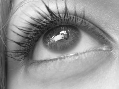 Titre:  Oublie la ...  Photo: My eye by me :) Musique: Foget her ~ Jeff Buckley