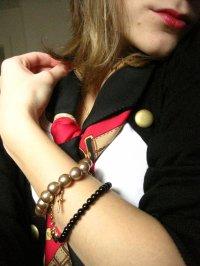 """Images : """"La femme au foulard"""" by Célyna"""