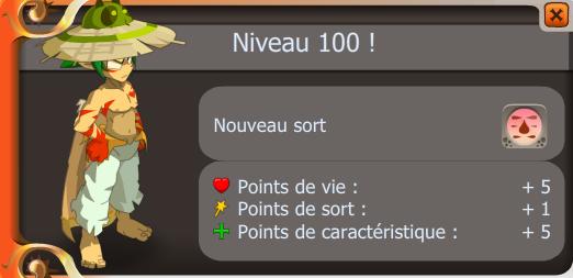 UP du Sacri 100 !