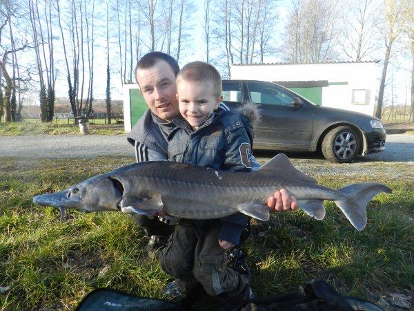 petite pêche par ce beau temps