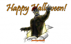 Spéciale Halloween :D !!!