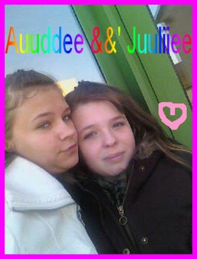 Aude Et Julie une évidence ♥