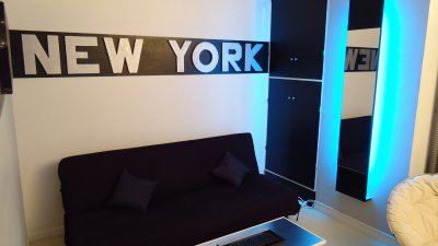 CHAMBRE NEW YORKAISE