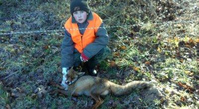 sa c moi kan j'été petit avec le renard de mon père