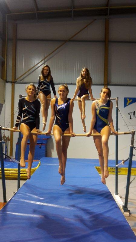Groupe compétition cadettes libre région / libre zone