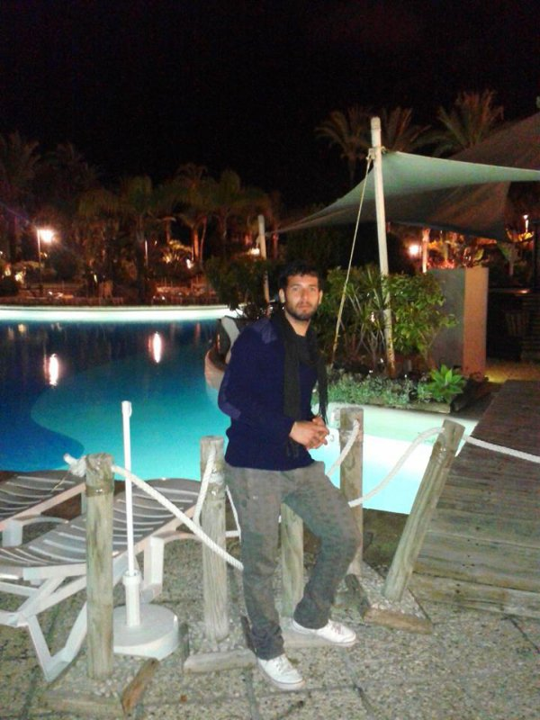 La grande piscine de Ceuta - La grande piscine de Ceuta