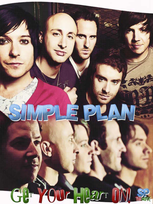Get Your Heart On!! Retrouve Simple Plan sur Twitter Ici