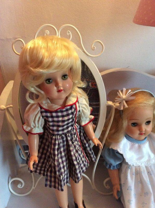 Poupée américaine de la marque Idéal Tony Doll
