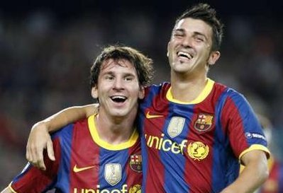 FC BARCELONE 2010 - 2011