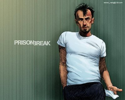 PRISON BREAK PIX