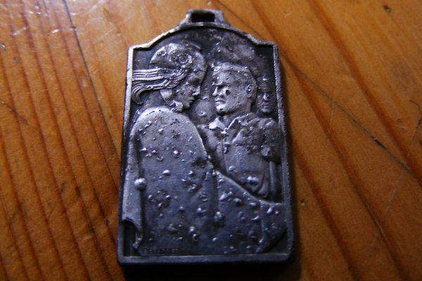 médaille (recto)