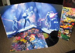 "Coldplay // 33 Tours ""Mylo Xyloto"""