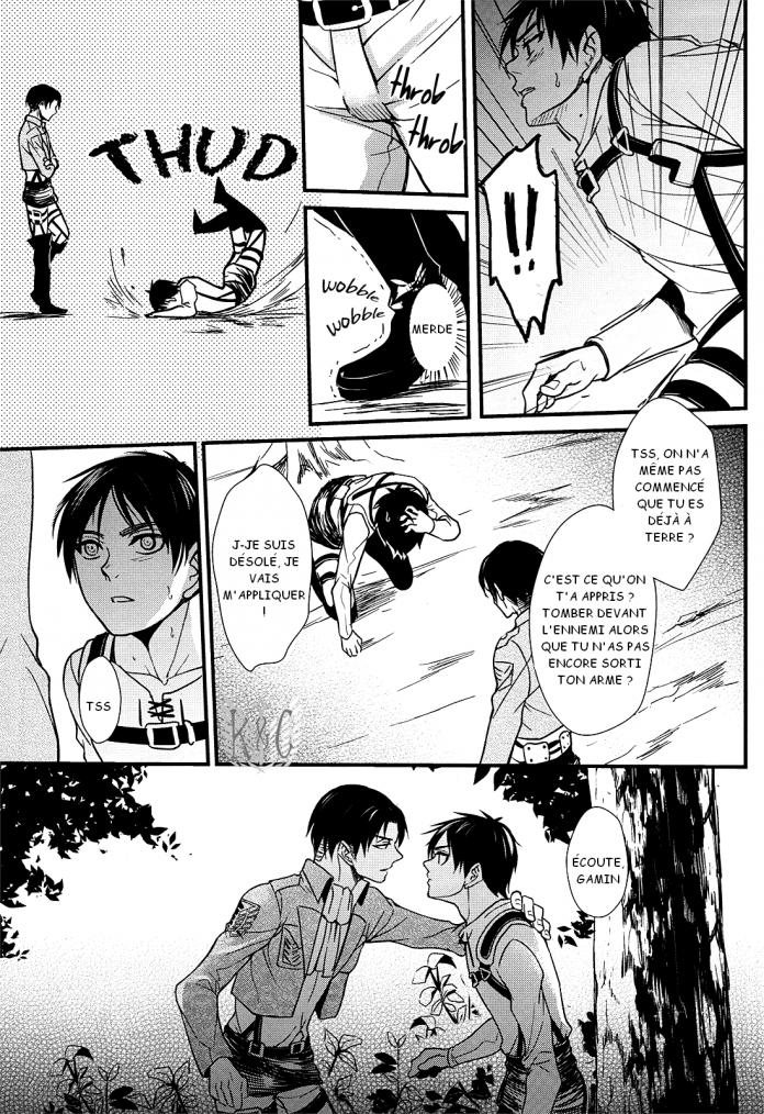 Shingeki no kyojin dj - paranoia partie 4