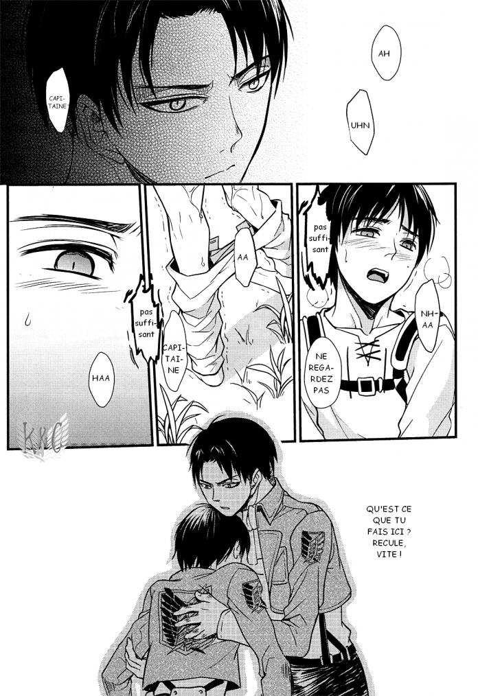 Shingeki no kyojin dj - paranoia partie 5