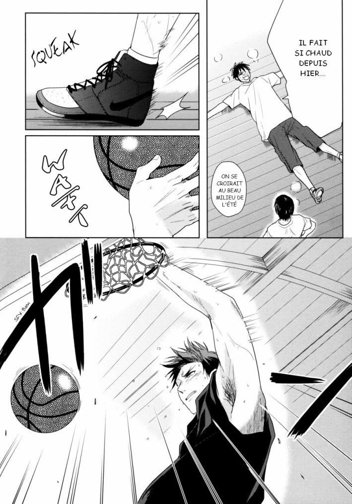 Kuroko no basket - because it's summer parte 1