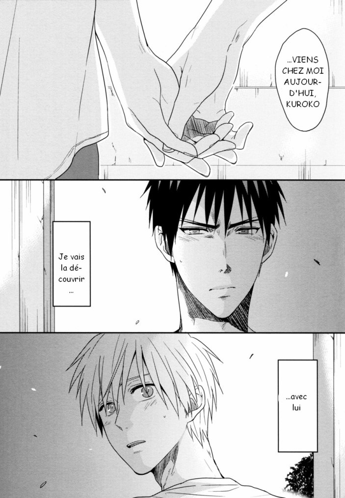 Kuroko no basket - because it's summer parte 3
