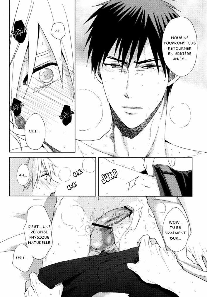 Kuroko no basket - because it's summer parte 4
