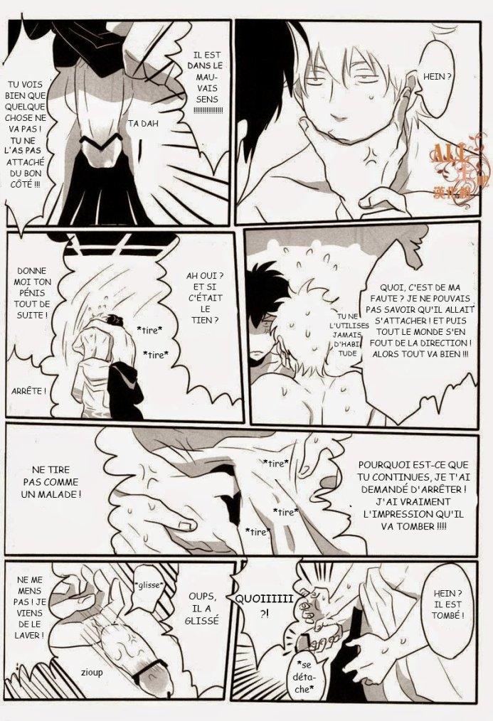 Gintama - Otoshimon partie 5