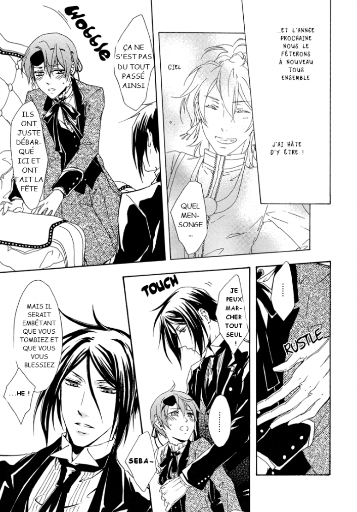 Black butler - Love doll partie 1