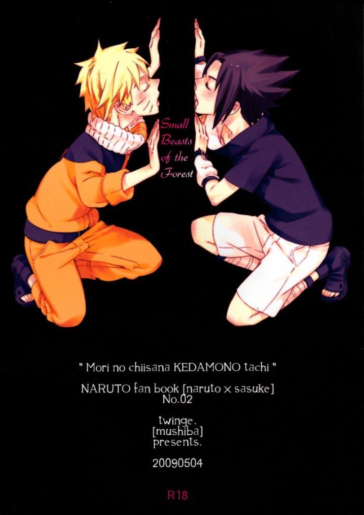 Naruto - Mori no chiisana kedamono tachi partie 1