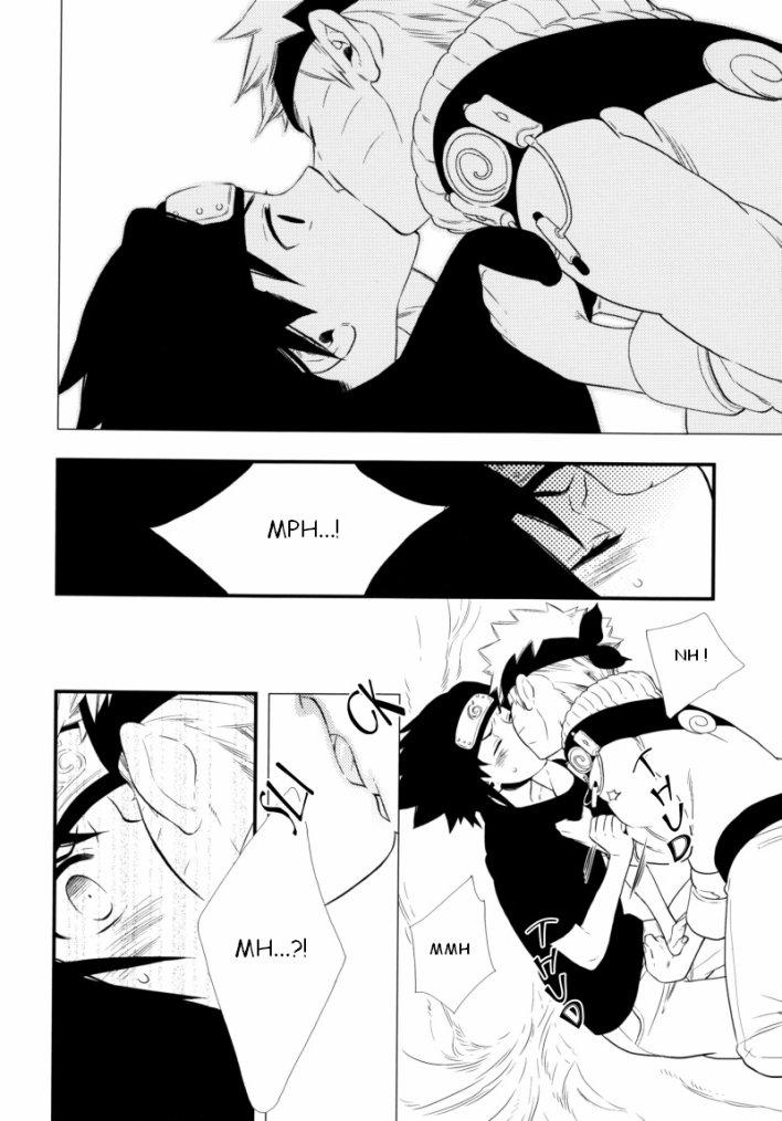 Naruto - Mori no chiisana kedamono tachi partie 2