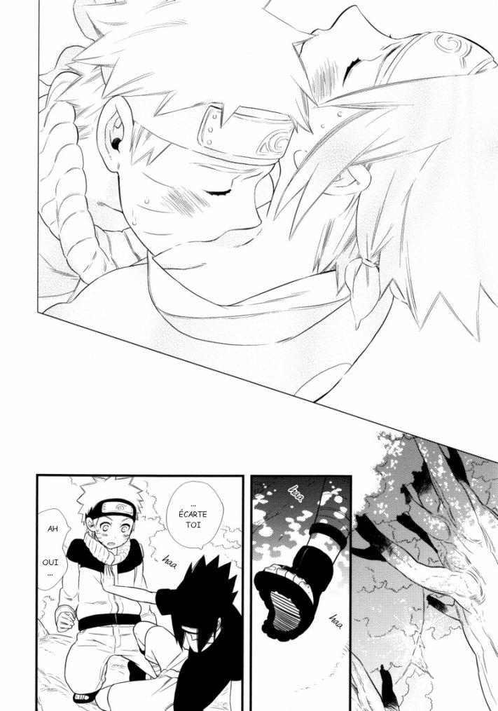 Naruto - Mori no chiisana kedamono tachi partie 3