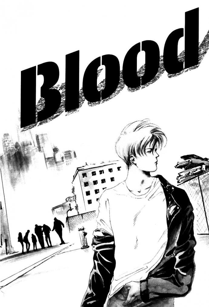 Blood chapitre 1 partie 1