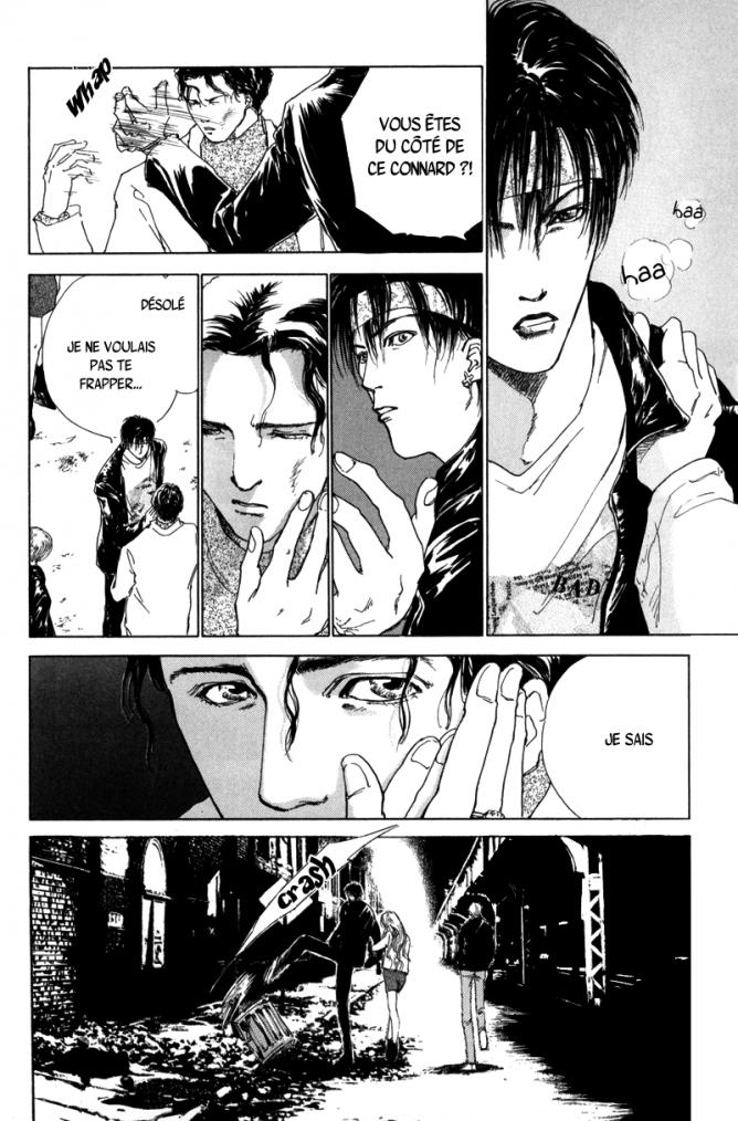 Blood chapitre 1 partie 2