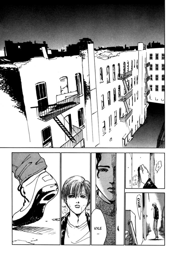Blood chapitre 1 partie 3