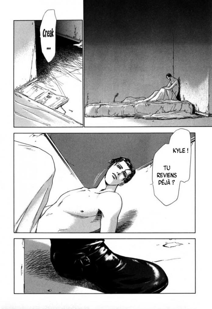 Blood chapitre 1 partie 6