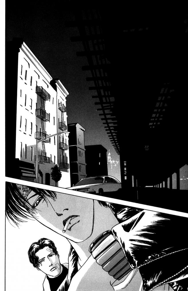 Blood chapitre 3 partie 1