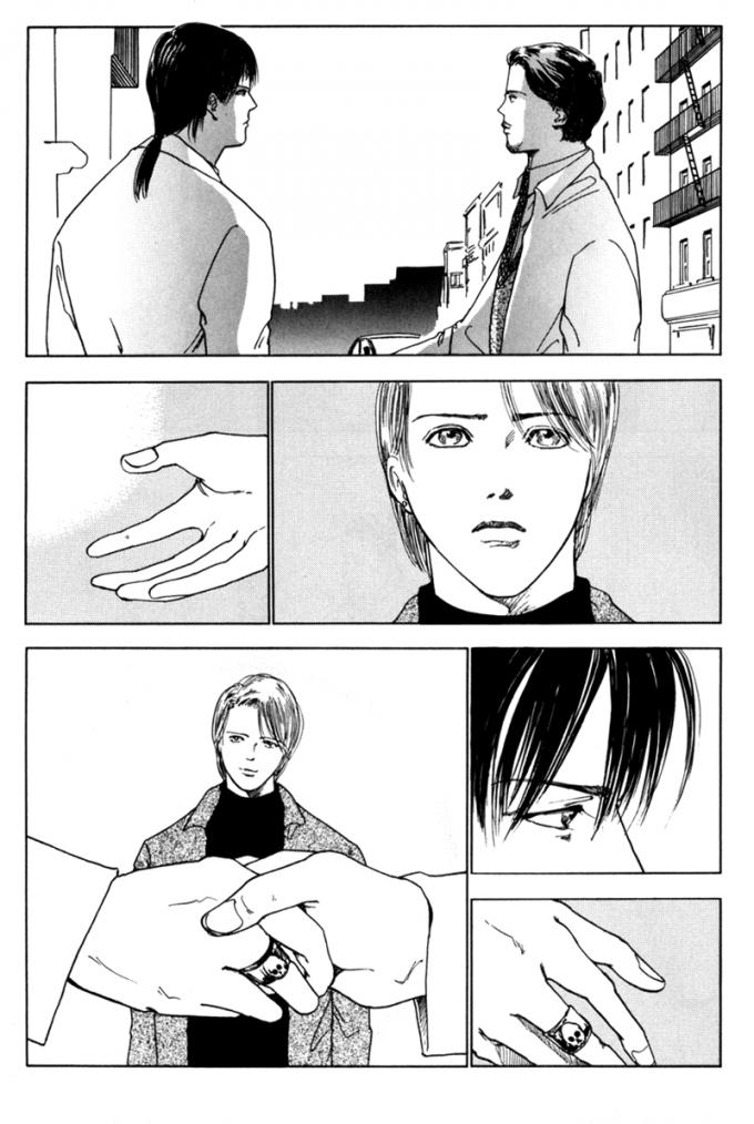 Blood chapitre 4 partie 6