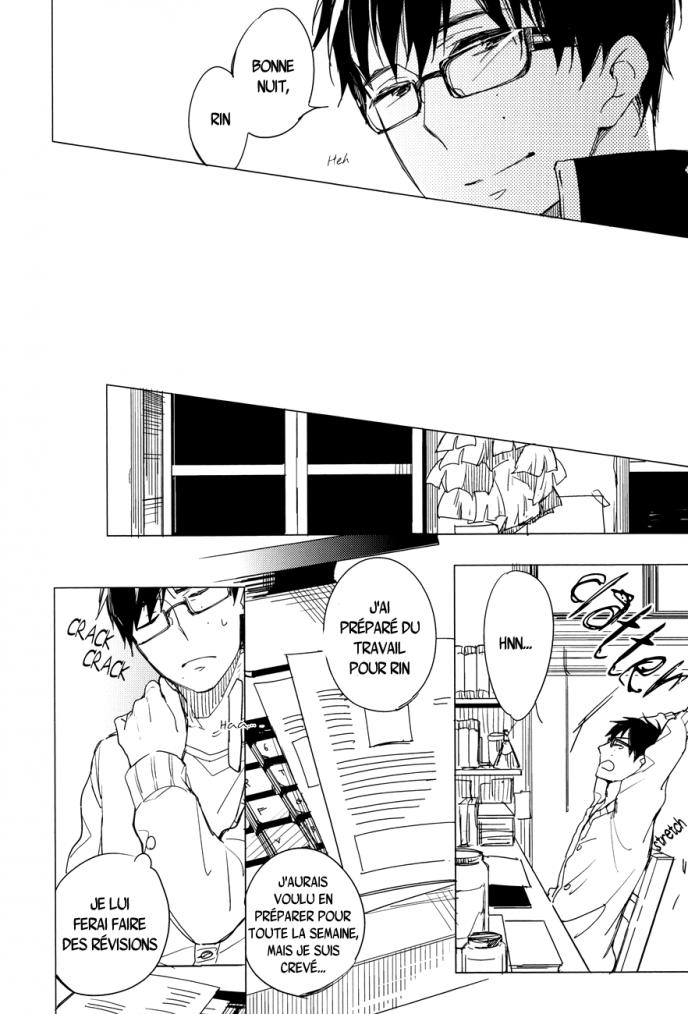 Ao no exorcist - Usagi ni natta onii-sama partie 2