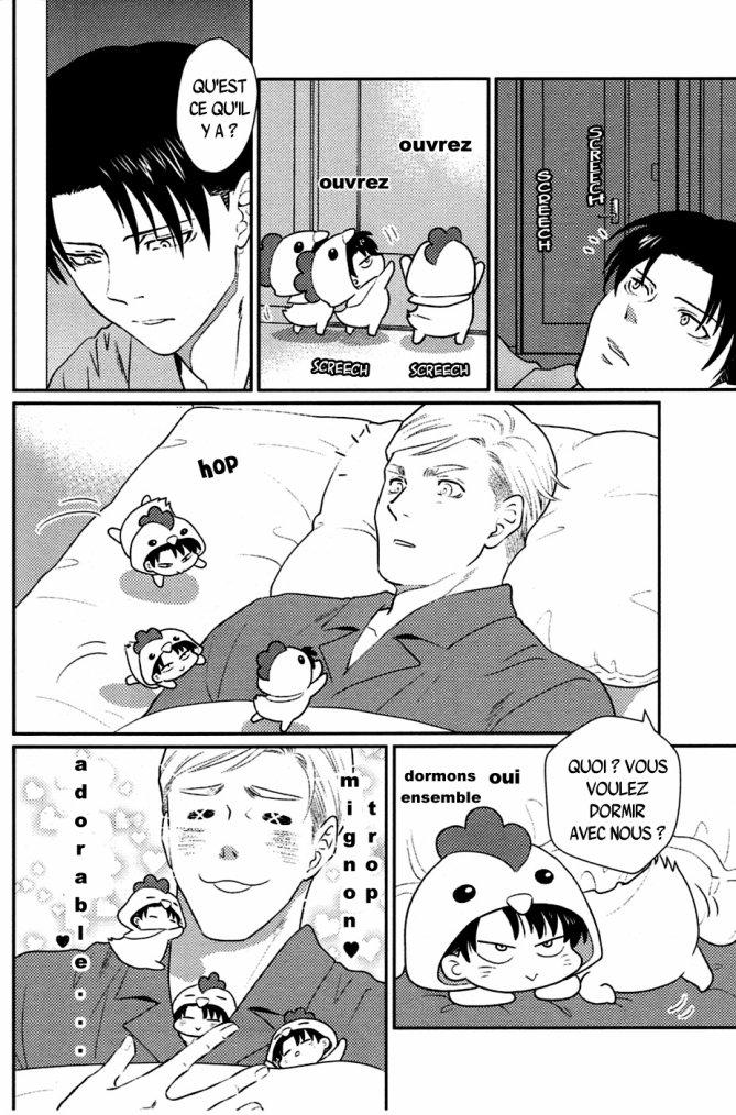Shingeki no kyojin - Kokko heicho chapitre 2 partie 2