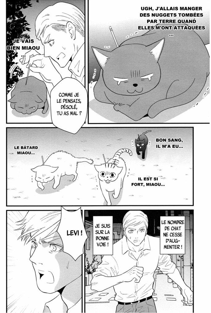 Shingeki no kyojin - Kokko heicho chapitre 3 partie 2