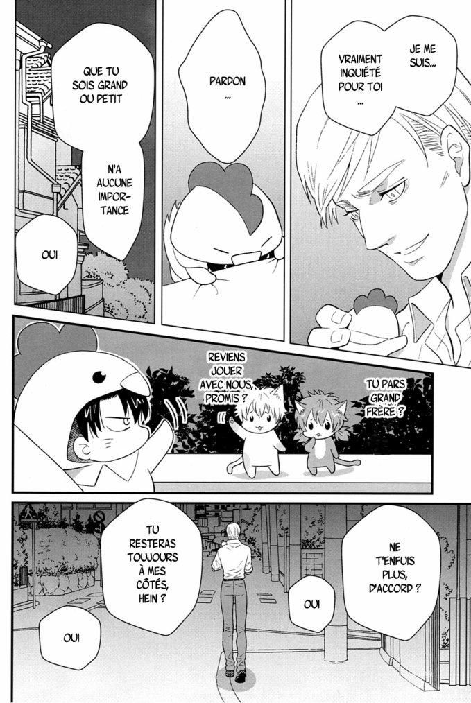 Shingeki no kyojin - Kokko heicho chapitre 3 partie 3