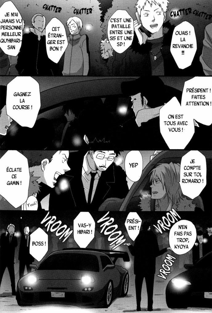 Katekyo Hitman Reborn! – Jealousy Christmas partie 2