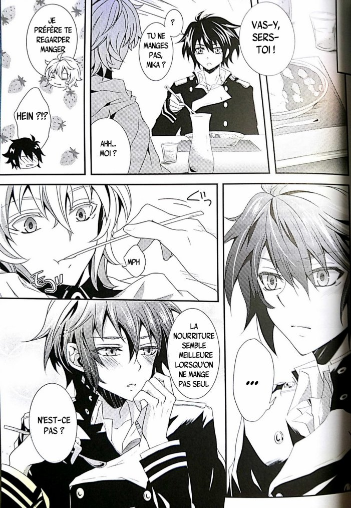 Owari no seraph - thirst for blood partie 2