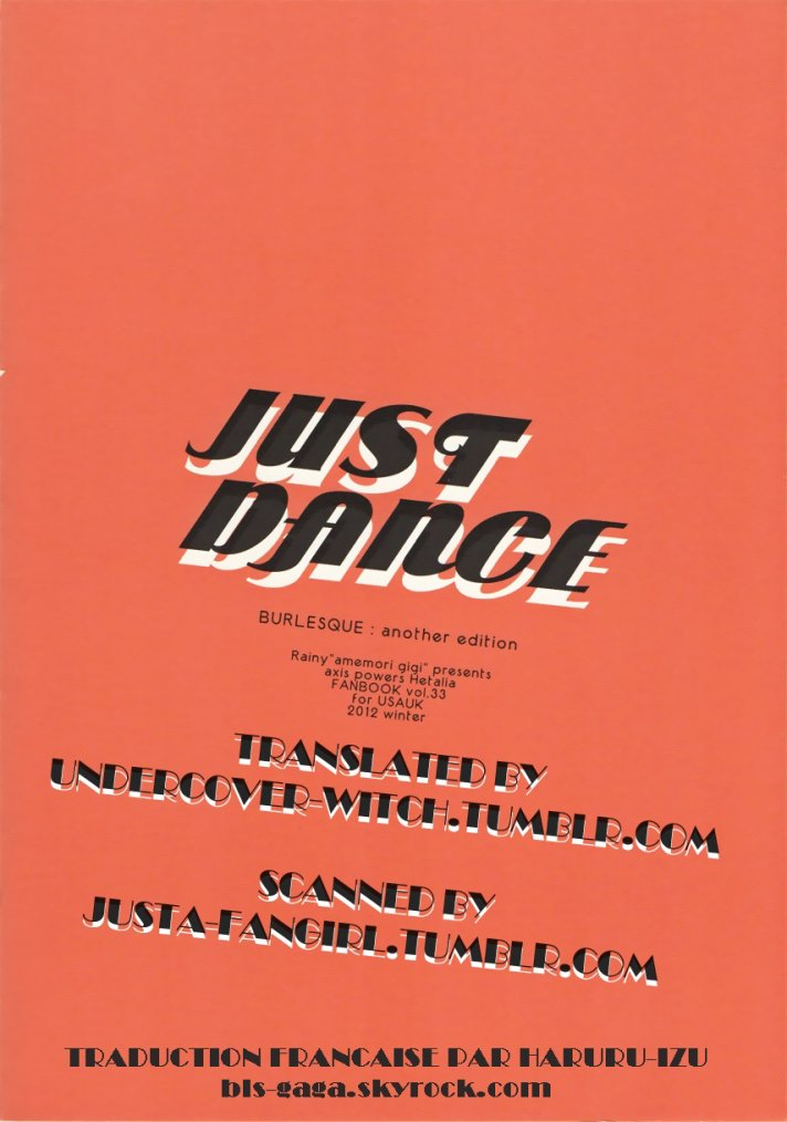Hetalia - Just dance partie 3
