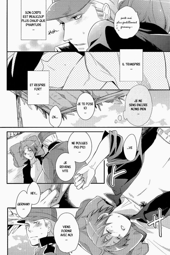 Hetalia - Natsu no mamono partie 1