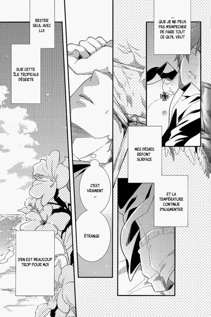 Hetalia - Natsu no mamono partie 2